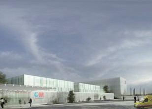 Así será el hospital de pandemias de Valdebebas