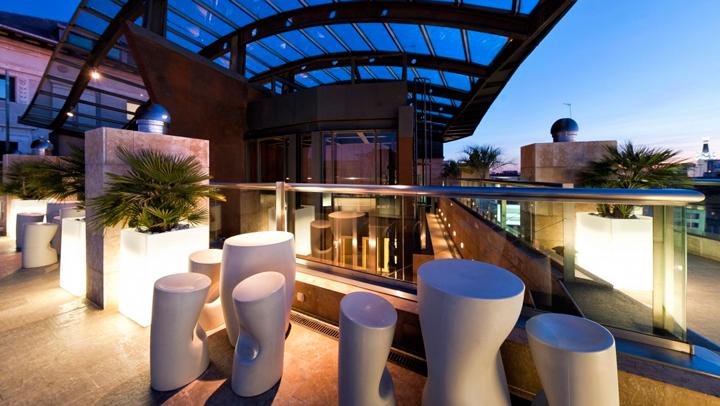 """""""Hotel Urban"""", el lugar donde comienza el verano en Madrid"""