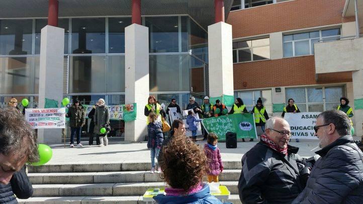 Educación afirma que construirá el CEIPSO de Rivas, pero no antes de septiembre