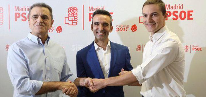 Franco, Jabonero y Lobato, en el único debate a tres de la campaña