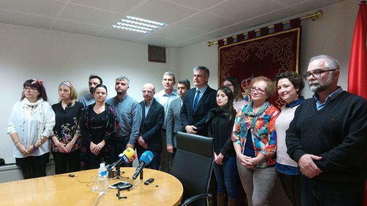 David Lucas anuncia su dimisión como alcalde de Móstoles