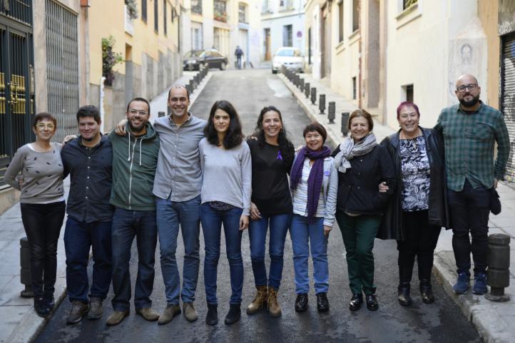 Candidatura Podemos En Movimiento