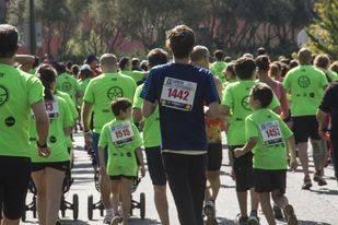 Clece y Grupo Integra impulsan la VI Carrera por la Discapacidad 2017