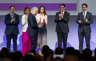 Fundación Mutua Madrileña reconocida por FEDER por su apoyo a las terapias de niños con enfermedades raras