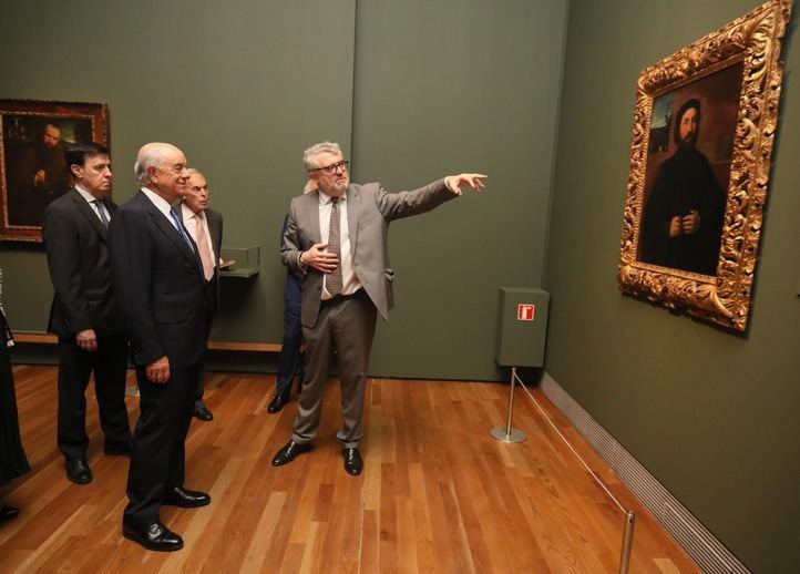 El Museo del Prado y la Fundación BBVA inauguran Lorenzo Lotto. Retratos