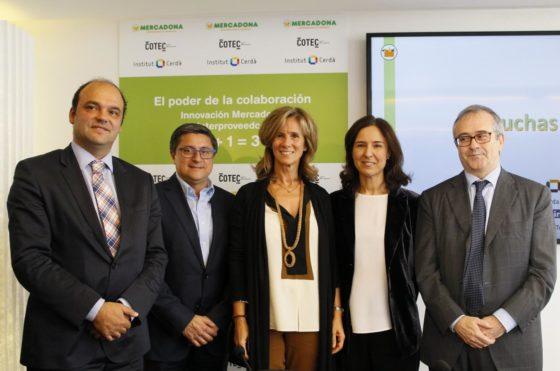 Presentación de 'El valor de la innovación conjunta'