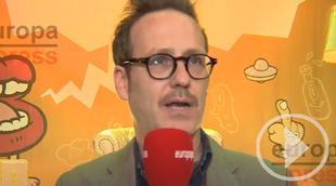 Joaquín Reyes presenta el espectáculo 'Festejen la broma'