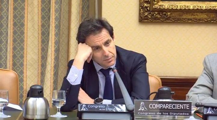 Lopez Madrid ante la Comisión de Investigación