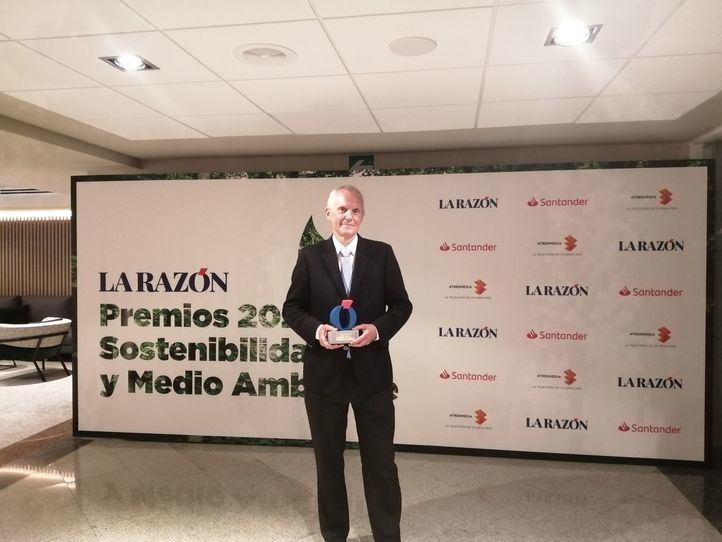 """Vichy Catalan, galardonada con el """"Premio a las Prácticas Sostenibles y Concienciación Medioambiental"""""""