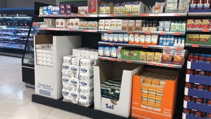 Mercadona duplica las ventas del bicarbonato de sodio