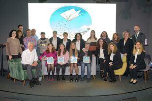 El Corte Inglés entrega el II Premio 'Un año de libros' con sus libreros como jurado experto