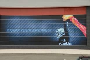 Fernando Alonso inaugura su museo en Asturias