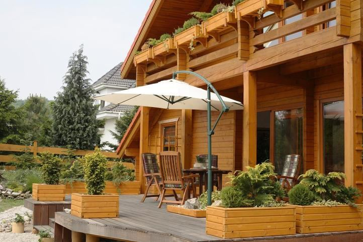 ¿Por qué una oficina de jardín es una buena idea?
