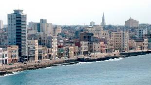 Destino de la semana: La Habana y su malecón