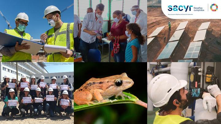 El Consejo de Administración de Sacyr aprueba la política marco de sostenibilidad