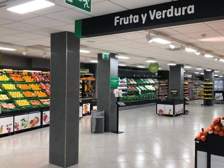 Mercadona inaugura una nueva tienda eficiente en el Paseo de la Habana