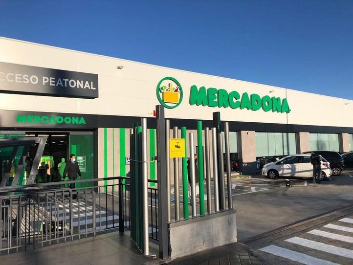Mercadona inaugura su nuevo modelo de tienda eficiente en Parla