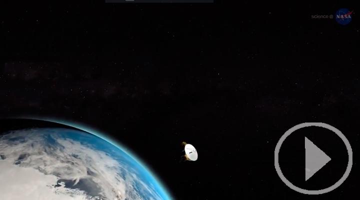 La NASA sobrevuela el objeto más lejano