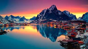 Destino de la semana: Noruega, en el norte ya no verán el sol hasta enero