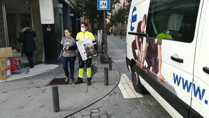 Operativo en Madrid el primer hotel socioasistencial de España