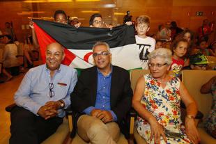 La Comunidad da la bienvenida a los 64 niños saharauis acogidos por familias madrileñas