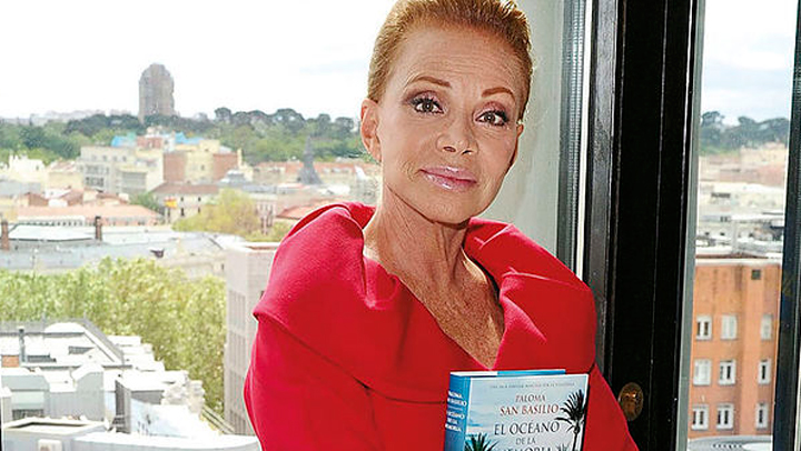 Paloma San Basilio: Mucha gente puede pensar que yo no he escrito
