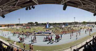 Las Escuelas Deportivas municipales celebran el fin de curso con una gran fiesta en el polideportivo de Navalcarbón