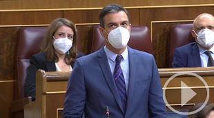 Pedro Sánchez dijo en