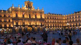 Destino Salamanca, la capital de España en el siglo XVII