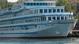 """Carlos Ruiz """"El crucero fluvial más bonito es descubrir Rusia en barco'"""