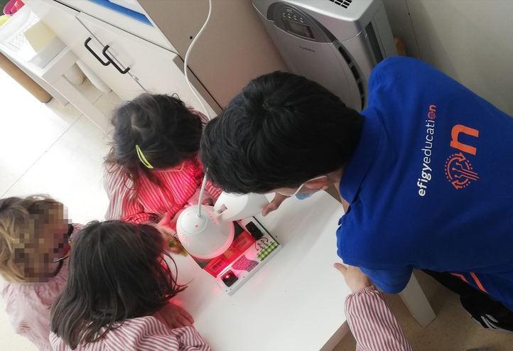 Programa Efigy Education Fundación Naturgy
