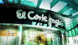 Entrada El Corte Inglés de Castellana