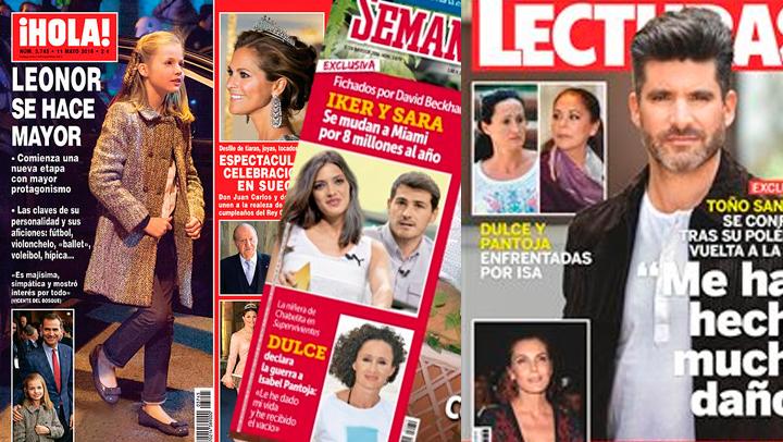 Las revistas de los mi�rcoles