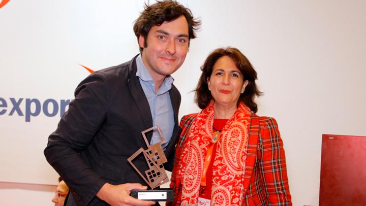 Raúl Jiménez, fundador de Minube.com, medalla al mérito turístico