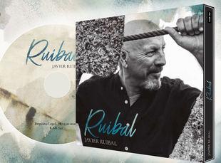 Javier Ruibal cuadra el círculo con el lanzamiento de un extraordinario y original libro-disco