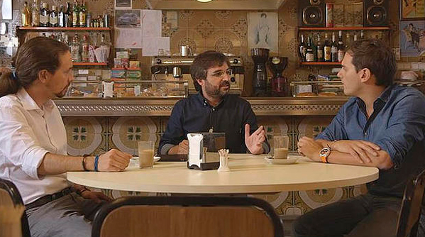 Albert Rivera y Pablo Iglesias en