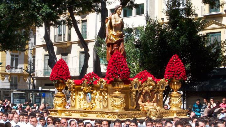 Antonio Banderas, el mejor embajador de Málaga en Semana Santa
