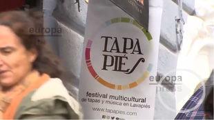 Tapapiés celebra estos días su novena edición