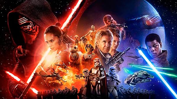 El trailer final de Star Wars, el despertar de la fuerza, levanta pasiones en internet