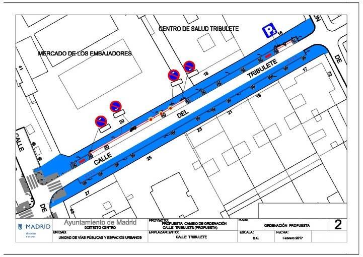 El Ayuntamiento apuesta por un Lavapiés más peatonal