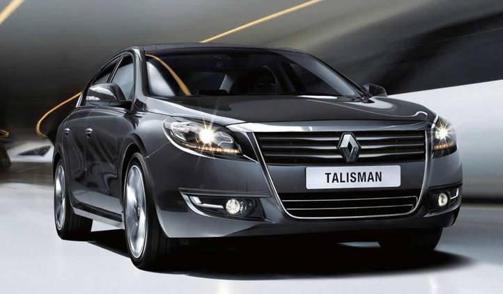 Renault Talisman, el nuevo Laguna