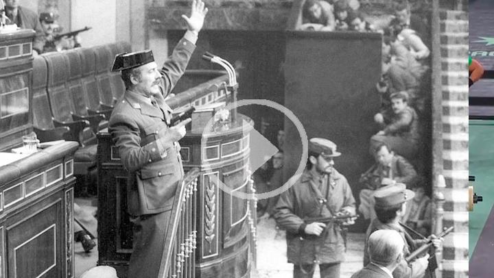 Un día como hoy de 1981, España se paralizó al grito de ¡Quieto todo el mundo!