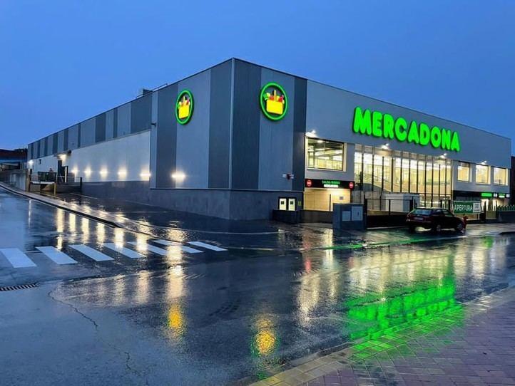 Mercadona abre un nuevo modelo de tienda eficiente en Villarejo de Salvanés