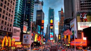 Destino Nueva York, pasear por Time Square y subir al Empire State