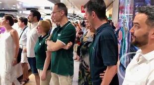 Ir de compras y encontrarte con Il Trovatore (en flashmob)