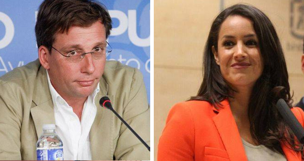 Duelo de oposición: Villacís y Martínez-Almeida, esta tarde en Onda Madrid