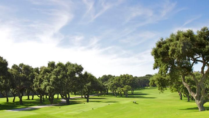 Valderrama Club de Golf, sede del próximo Open de España