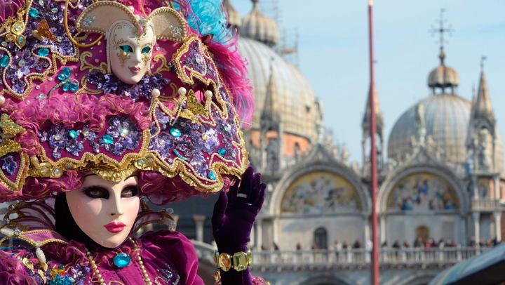 Venecia, la ciudad con los carnavales más largos