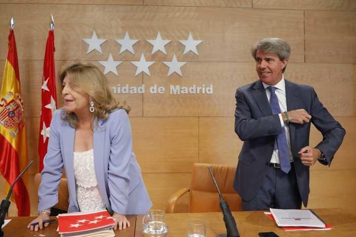 '¿Tengo proyecto? Sí': Garrido espera ya el consentimiento de Casado para 2019