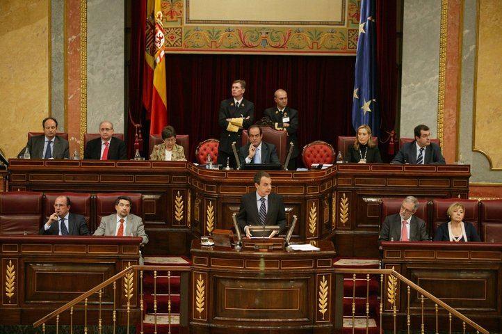 Los brotes verdes que marcaron la segunda legislatura de Zapatero
